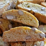 Tuscan recipe Cantuccini from Prato